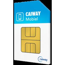 Caiway Mobiel 3 GB + 120...