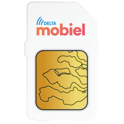 DELTA Mobiel 1 GB + 120 min...