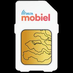 DELTA Mobiel 30 GB +...